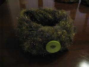 scaldacollo verde