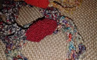 Braccialetti multicolor tessili