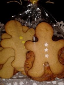 Biscotti gingerbread