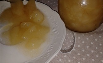 Mostarda di pere alla mantovava-moutarde