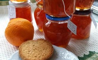 orange marmalade - marmellata di arance amare