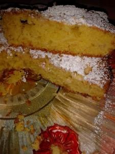 Ricetta torta soffice di mele e cocco