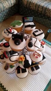 Cup cakes musica e pc